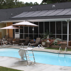 Solar Pool Heating Accessories