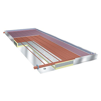 Solar Thermal Plate Collector