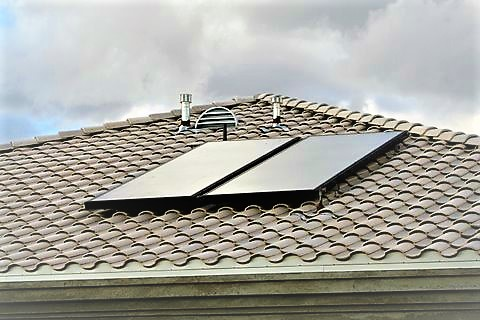 arizona solar water heating company